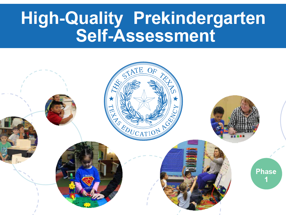 PreK Self Assessment